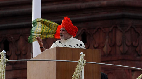 Corruption is dangerous and spreading more dangerously than cancer, said Modi.