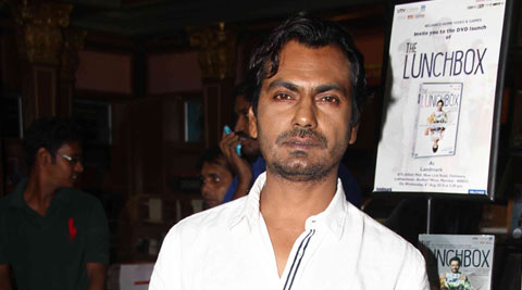 """Actor Nawazuddin Siddiqui is happy that he worked in a full-fledged commercial entertainer like """"Kick"""" and hopes that the film's success will benefit his upcoming smaller films."""