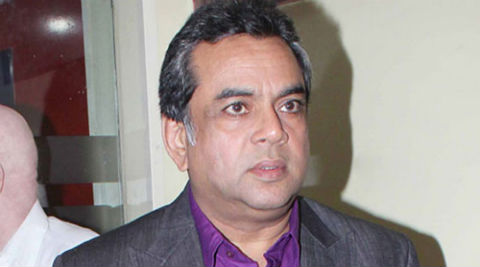 Paresh Rawal on sons: Let them struggle and find their own way.
