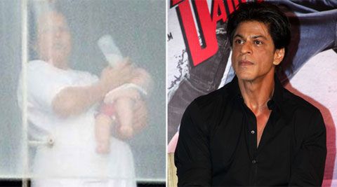 Shah Rukh and Gauri's youngest child AbRam was born through surrogacy in May last year.