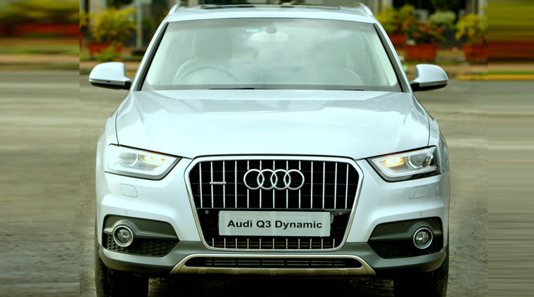 The Audi Q3 competes against the BMW X1 head on in India.