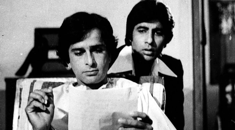 The duo has shared screen space in 'Trishul', 'Silsila', 'Kabhie Kabhie' among others.