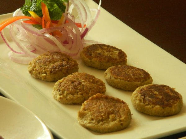 Galawati Kebab (Source: Chef Mujbeer Rehman, Founder< Kichenett E Awadh)