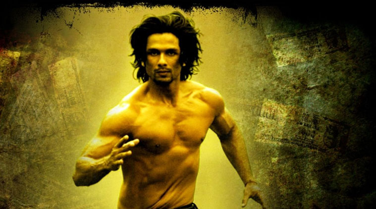 'Kaminey' starred Shahid in a double role and he won accolades for his performance from all quarters.