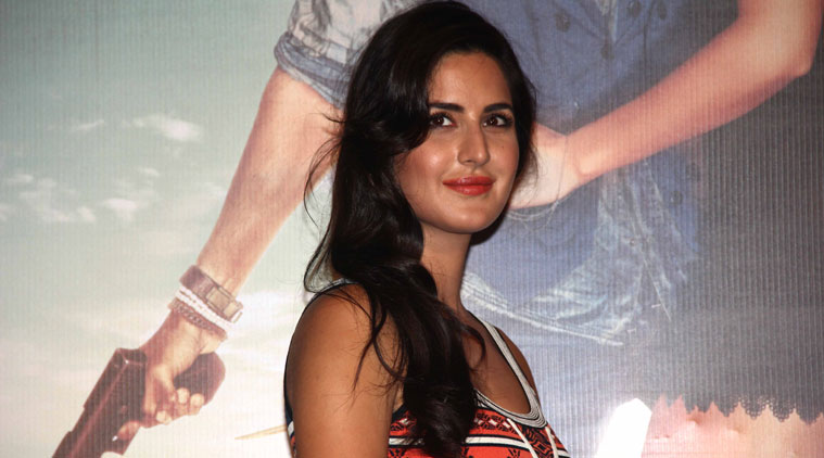 Katrina Kaif  is playing the female lead in the action thriller.