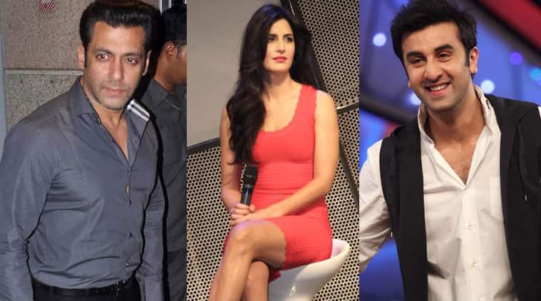 Katrina Kaif opens up on Salman Khan and Ranbir Kapoor.