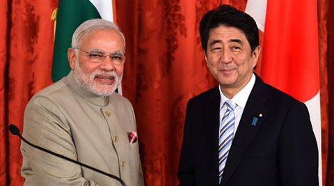 "In Tokyo this week, Modi framed an interesting antinomy in Asia: the tension between what he  called ""vistar vaad"" or ""expansionism"" and ""vikas vaad"" or peaceful development."
