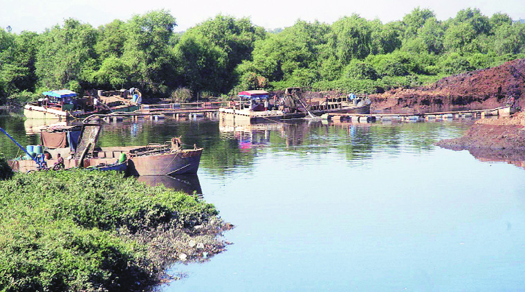 According to the MPCB, of the total 90 million litres per day (MLD) sewage generated from UMC, 10 MLD is discharged without treatment into Ulhas river. (Source: Express photo)