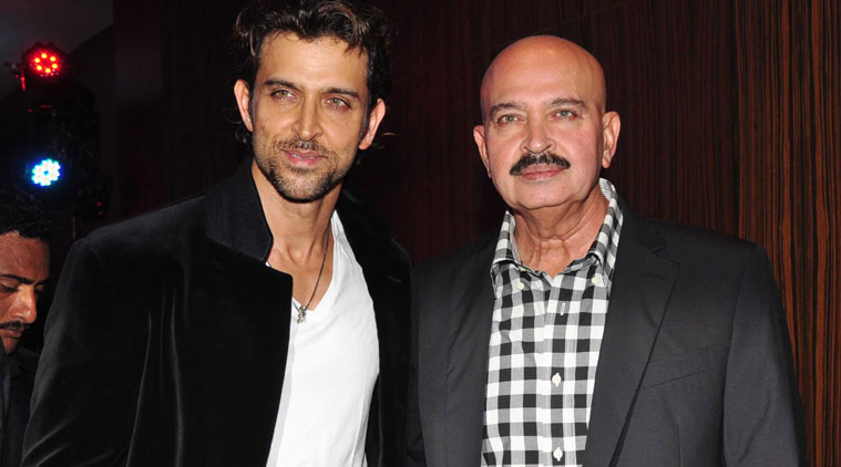 Rakesh, his brother and composer Rajesh, as well as actor son Hrithik were Friday felicitated here for the family's contribution to Indian cinema.