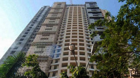 Adarsh project would not have come into existence without the politicians' patronage it received right from the beginning, says report. (Source: PTI photo)