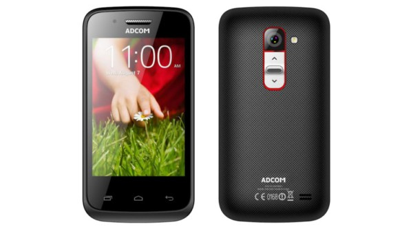 Adcom launches KitKat A35 smartphone at Rs 2,799