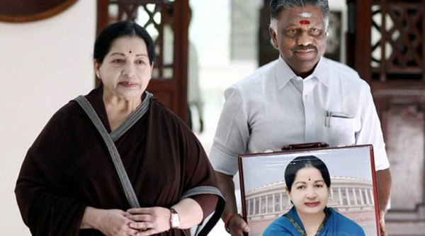 The petitioner had contended that Panneerselvam taking oath as CM was usurpation of office. (Source: PTI)