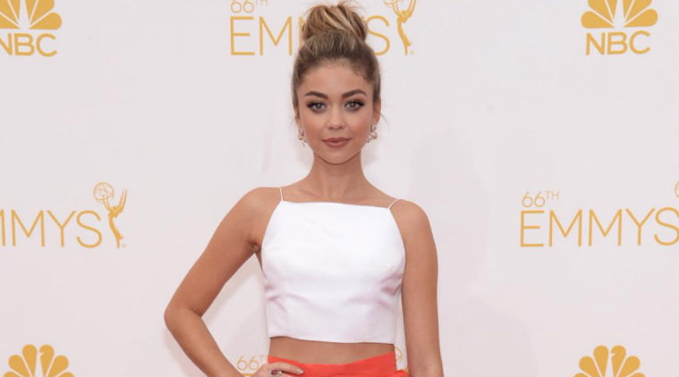 Sarah Hyland is  best known for playing Haley Dunphy in 'Modern Family'. (Source: AP)