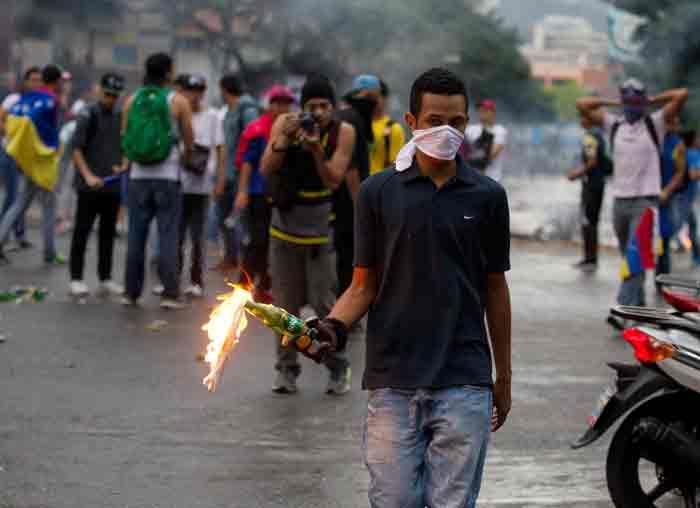 Venezuela , Venezuela unrest