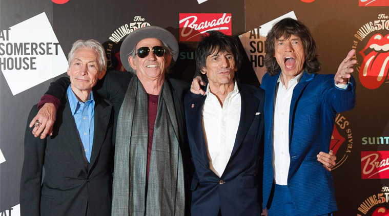 The Rolling Stones, Mick Jagger, Keith Richards