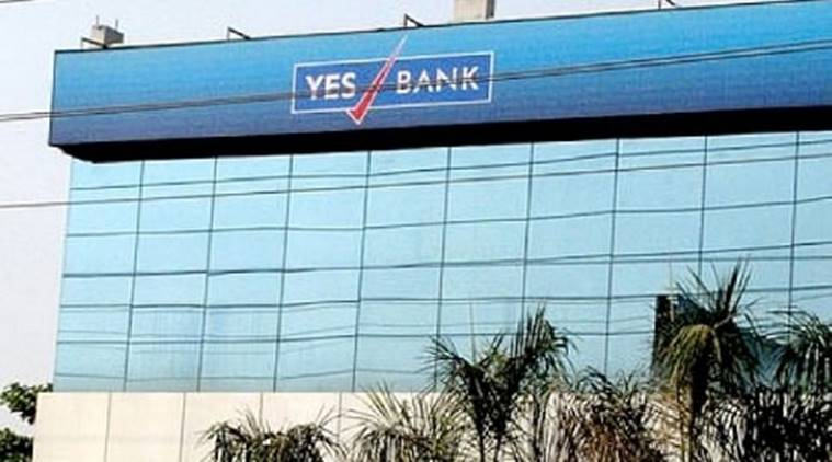 yes bank share price, yes bank price today, ys bank shares, sensex, bse, nse, stock market, business news, indian express