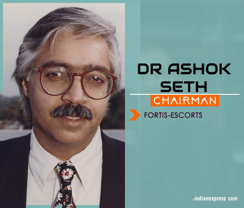 dr ashok seth, fortis, escorts hospital, Paradise Papers photos, paradise papers Indian Express images, panama papers express investigation pics,