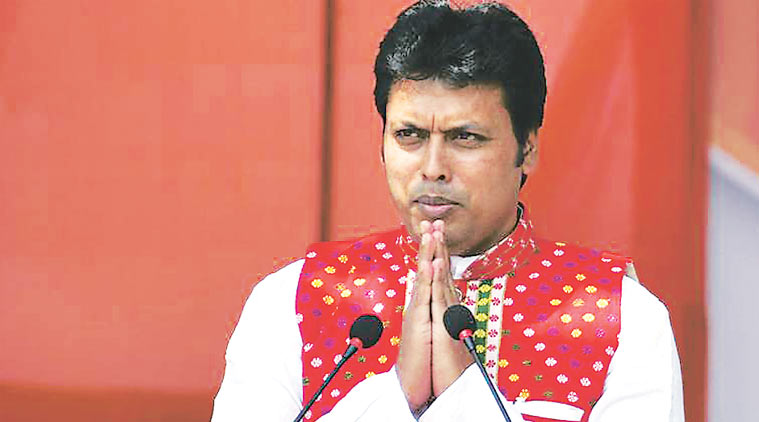 Biplab Deb: Setting up industries take crores, cows will ensure earnings in 6 months