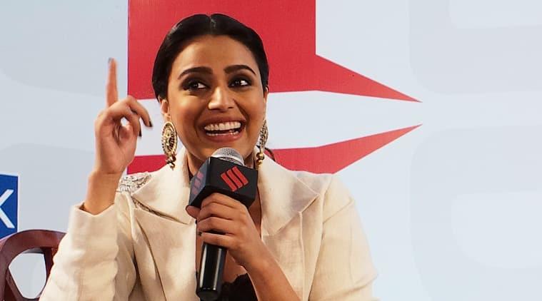 swara bhaskar, swara bhaskar on sadhvi pragya, sadhvi pragya, sadhvi pragya singh thakur, Digvijaya Singh, hindu terror, election news, elections 2019, lok sabha elections 2019