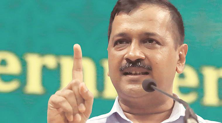Arvind Kejriwal attacks BJP over 'mass deletion' of voters' names, likens party to 'demon'