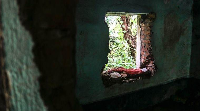 Asansol's 'haunted village' still waits for its people to come back