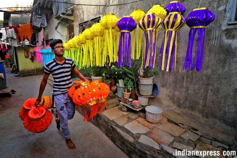 Diwali 2018: India gears up to celebrate the festival of lights