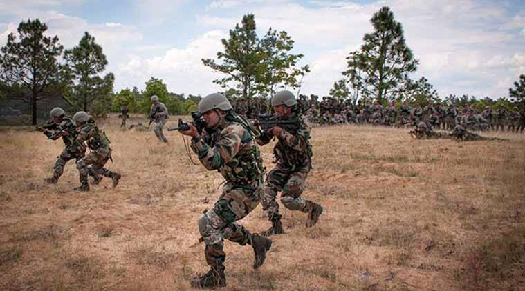 Indian army,Army day, Army day 2019, Indian army day, Battle of Longewala,Siachen, Indian armySiachen, Siachen Indian army, Kohima, Indian army UN, Un peacekeeping mission, UN Indian army, Uttarakhand floods, 2013 Uttarakhand floods, Indian army Uttarakhand floods,Operation Smiling Buddha, India army,BSF force, RPF, RPF forces, SSB, CISF, ITBP, ITBP forces, SSB, SSB Indian army, CAPF, Indian express