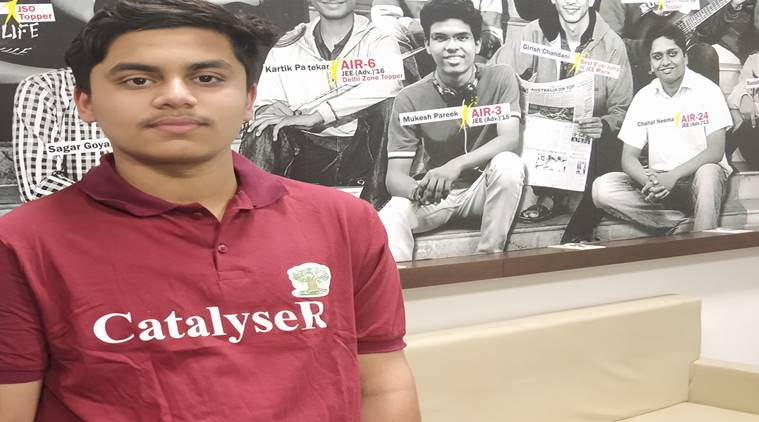 Dhruv Arora, JEE Main topper, JEE advance tips, JEE Main 2019 result, jee main result, jee main topper, jee main 2019, jee main result, jee, indore topper, nta.ac.in, IIT admission, IISc admission, education news,