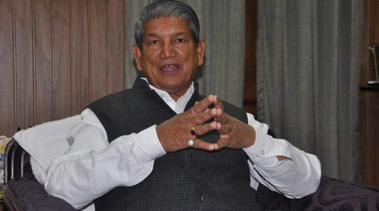 Harish Rawat, Harish Rawat arrest, Harish Rawat courts arrest in Uttarakhand, Indin Express news