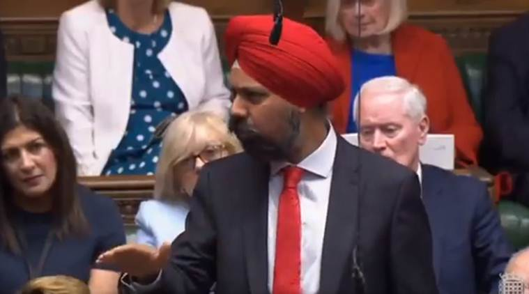 Watch: In fiery speech, British Sikh MP demands apology from PM for 'derogatory, racist remarks'