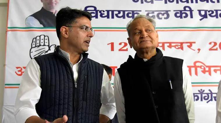 Sachin Pilot dismissive of Gehlot `plan' to appoint more Deputy CMs