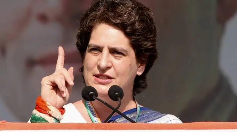 ncrb data up, up crime ncrb, priyanka gandhi vadra, congress uttar pradesh, up news, latest news