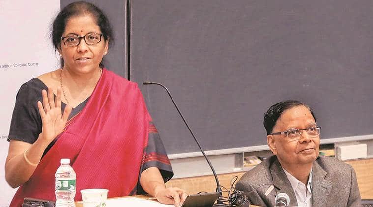 Loans given on crony calls during Singh-Rajan term: Nirmala Sitharaman hits back