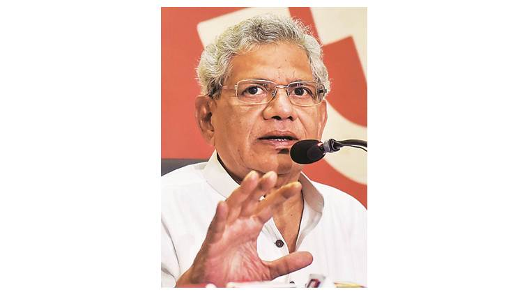 NPR to be basis of NRC across country: Sitaram Yechury