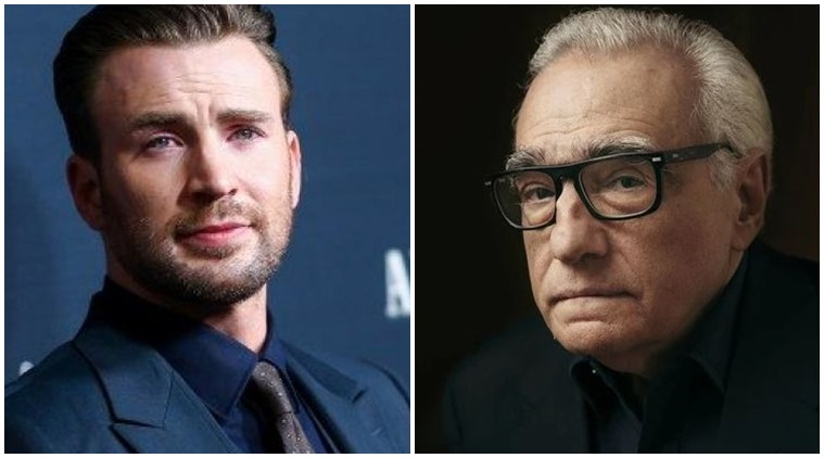 Chris Evans on Martin Scorsese's dismissal of Marvel movies: There's room at the table for all of it