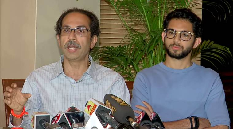 'What's the hurry? It's politics': Uddhav Thackeray doesn't entirely dismiss BJP option