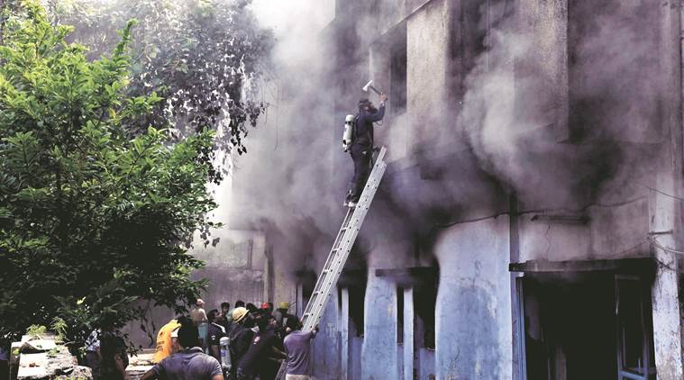Major fire at Vadodara chemical firm, no injuries