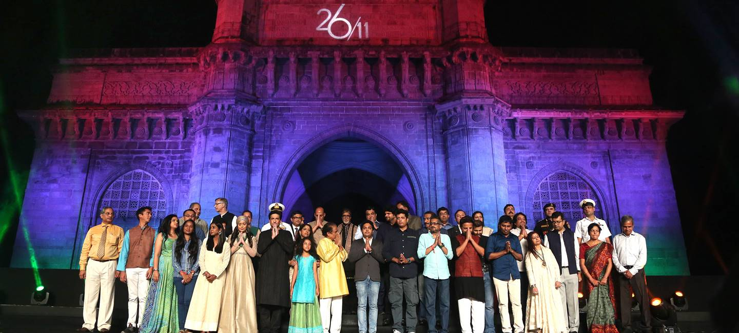 26/11 Stories of Strength: A Night to Remember