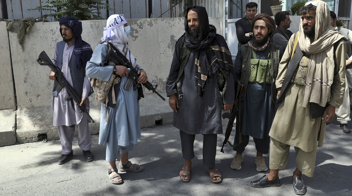 Afghanistan crisis Highlights: US troops killed two 'armed individuals' at Kabul airport, Pentagon says | World News,The Indian Express